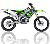 Kawasaki Offroad Motorcycle Parts